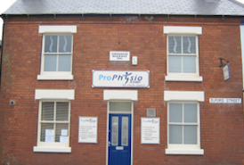 Physiotherapy Services Ashby de la Zouch